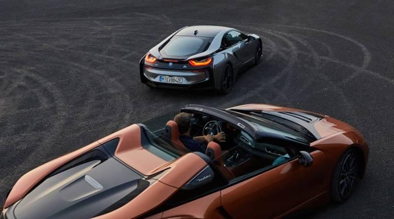 Los nuevos BMW i8 Roadster y BMW i8 Coupé están listos