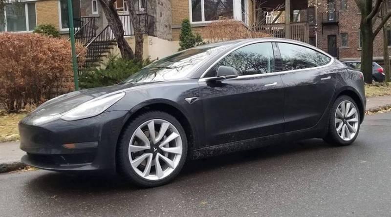 El Tesla Model 3 garantizará el 70% de la capacidad de su batería