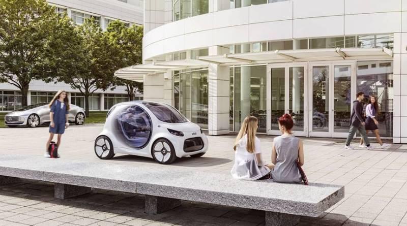 car2go se prepara para operar flotas de vehículos eléctricos autónomos