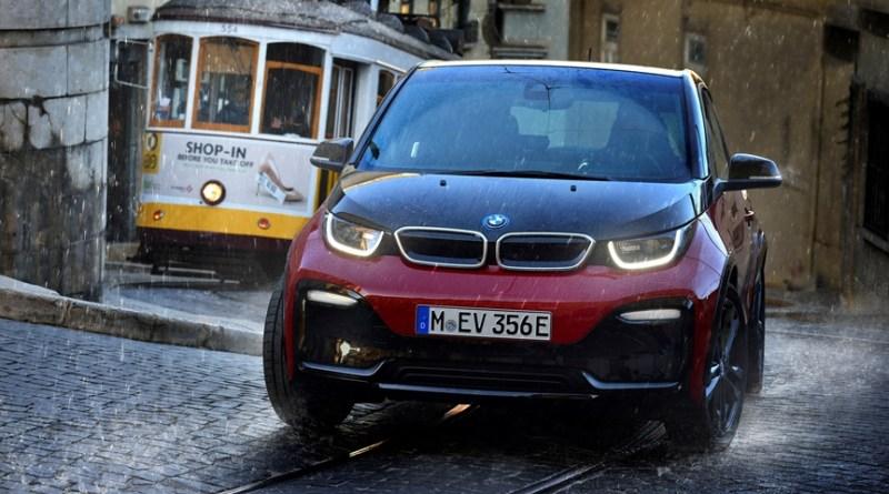 Características del sistema de control de tracción eDrive del BMW i3s