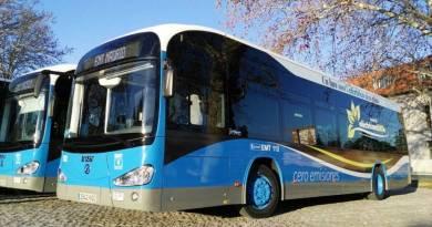 La EMT incorpora 15 autobuses eléctricos Irizar ie Bus