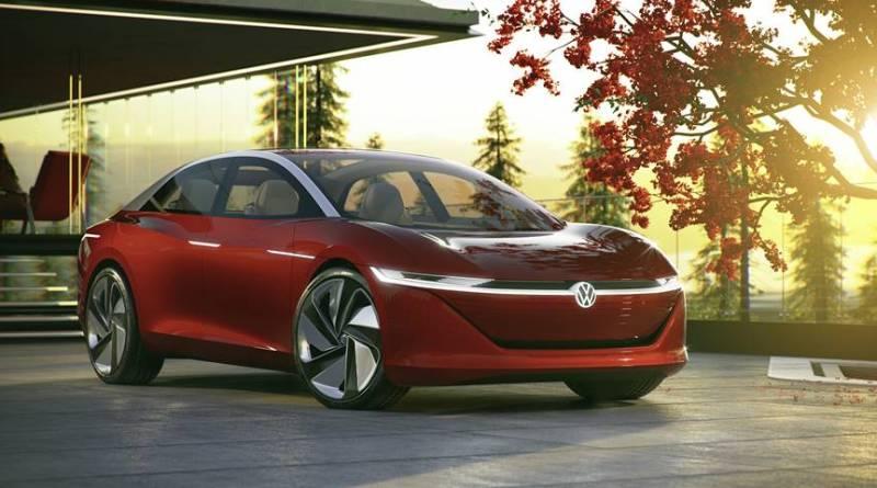 Volkswagen presenta en Ginebra el I.D. VIZZION