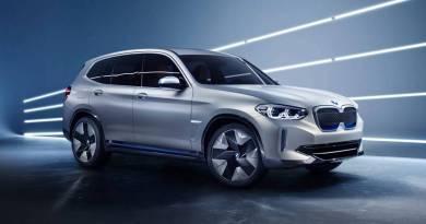 Se presenta el BMW iX3, el próximo SUV eléctrico con más de 400 km de autonomía
