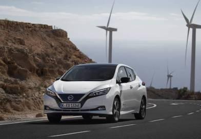 Uno de cada tres turismos eléctricos vendidos en abril han sido un LEAF
