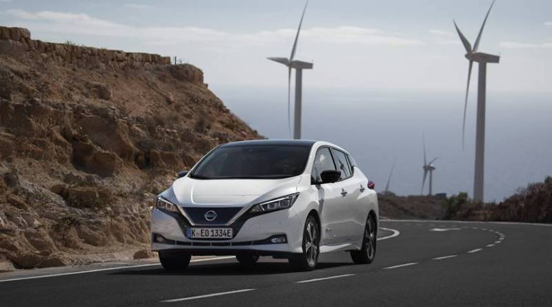 El nuevo Nissan LEAF gana el 2018 World Green Car of the Year