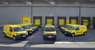 CORREOS compra 40 furgonetas eléctricas Renault Kangoo ZE