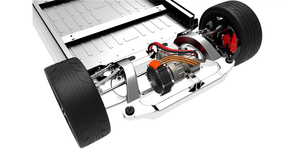 Motor eléctrico de flujo axial Magnax. Más potencia menor tamaño