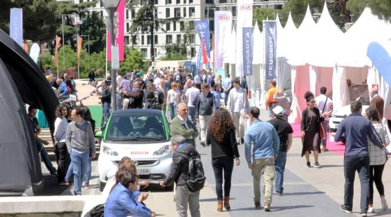 VEM 2018, la Feria del Vehículo Eléctrico de Madrid. Del 1 al 3 de junio