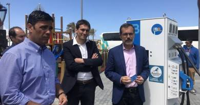 El Cabildo de Fuerteventura e IBIL ponen 6 puntos de recarga en la isla