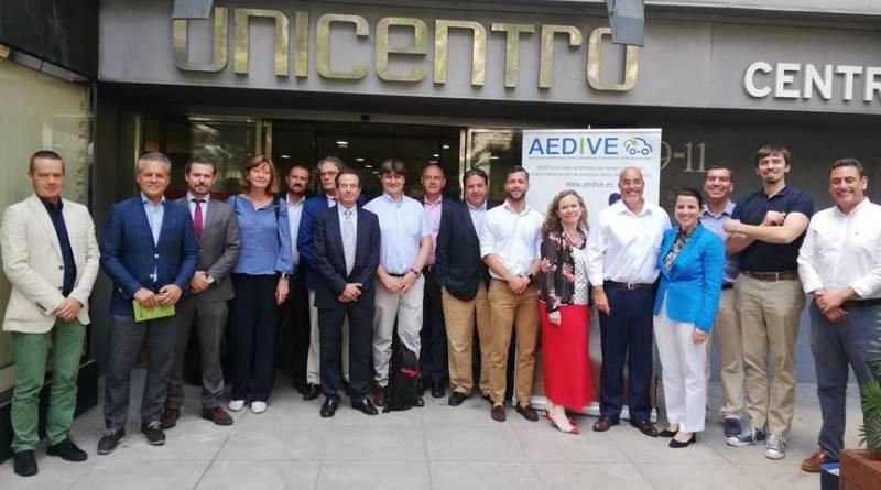 Nueva Junta Directiva en AEDIVE. Feníe Energía asume la presidencia