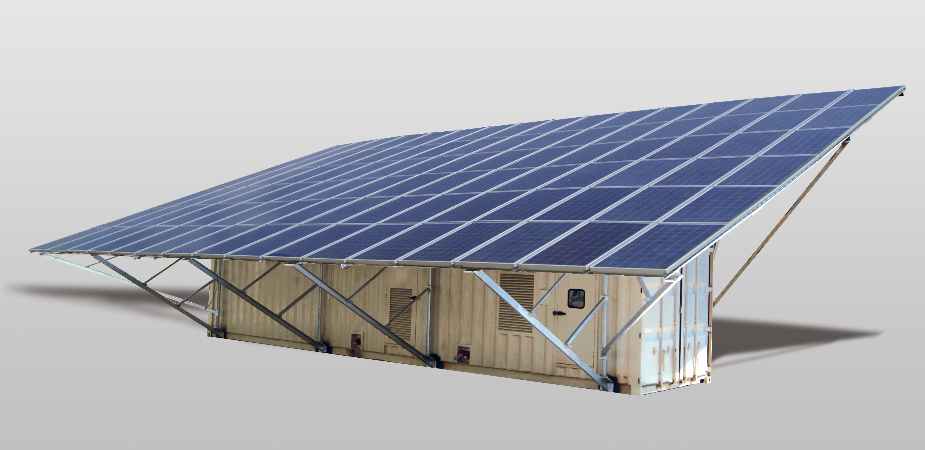 Introduce Mobile Solar Generator And Containerised Solar Generator