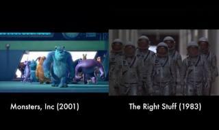 Imitaciones Pixar