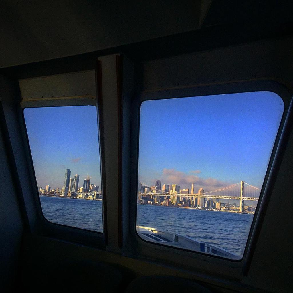 Commuting theferrylife