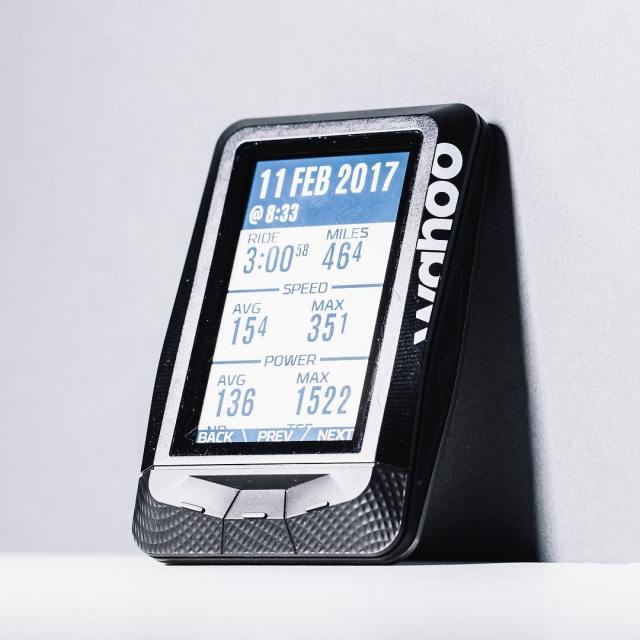 Wahoo Elemnt Short on vowels big on functionality Review linkhellip
