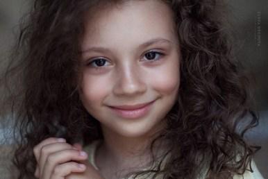 Портретная детская фотосъемка