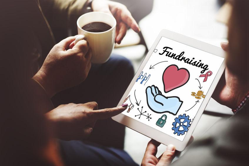 60157069 - fundraising donation heart charity welfare concept
