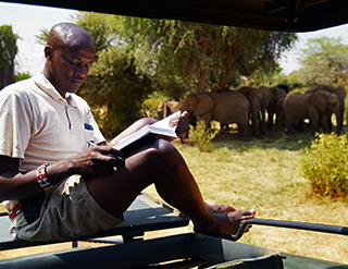 Elephant Watch Camp, samburu warriors, African tribe, driver guide, wildlife guide, wildlife, elephants, conservation, conservation in action, wild safaris, wildlife safaris, Samburu National Reserve, Elephant Watch Portfolio, Nairobi, Kenya, land cruisers