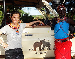 Elephant Watch Camp, Samburu National Reserve, wildlife, wild safaris, wildlife safaris, conservation, Elephant Watch Portfolio, Nairobi, Kenya, experience, activities, Save the Elephants, elephant conservation, wildlife conservation, Li Bing Bing, celebrity