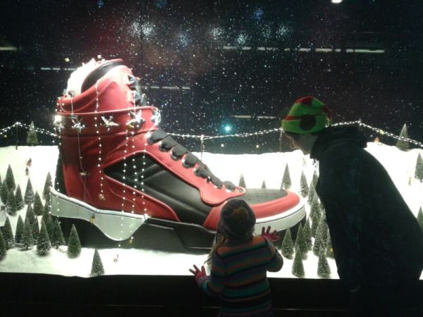 """Window Display"" by Amanda Bird"