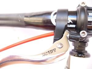1329 Installazione leve ciclocross 05
