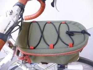 1877 Zimbale front rack bag 27