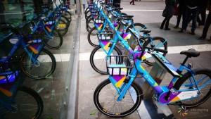 2245 Bike sharing Napoli