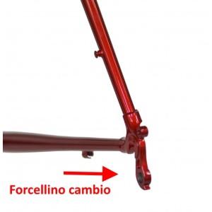 1013 Forcellino cambio integrato