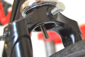 5613 Montiamo la bici parafanghi portapacchi Surly Cross Check 125