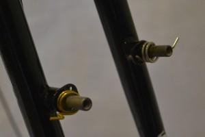 5650 Montiamo la bici parafanghi portapacchi Surly Cross Check 162