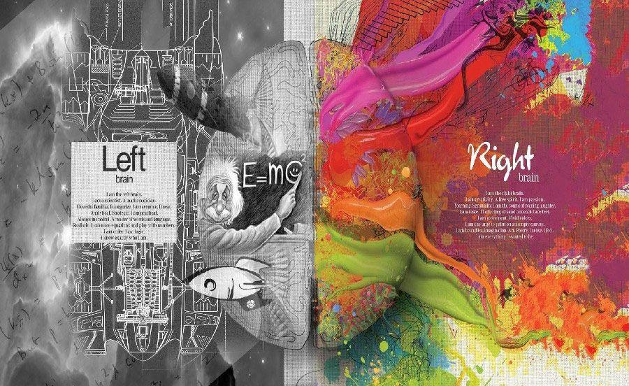 Left-font-b-Brain-b-font-And-Right-font-b-Brain-b-font-Fantasy-Artwork-Fabric-2-compressor