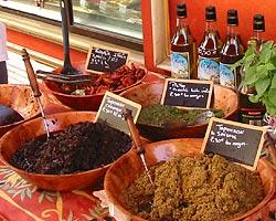 élménybeszámoló - Fete de l'Olive Canet 2014 - tapenade marché provencal