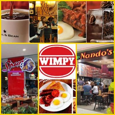 Dél-afrikai ételek és éttermek - fast food minden mennyiségben