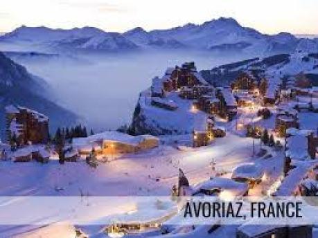 A 10 legjobb síparadicsom Európában - Avoriaz – Les Portes du Soleil
