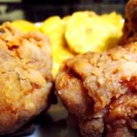 ¡Pica pollo dominicano!