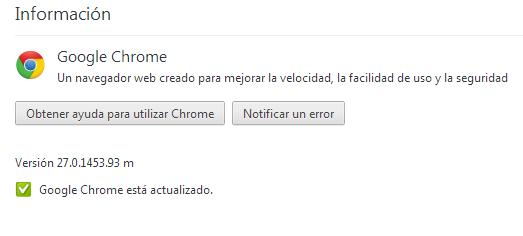 2013 05 22 11 30 01 Activar la búsqueda por voz al diseño Google® Now en Chrome