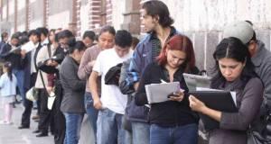 En marzo de 2015 la tasa de desocupación a nivel nacional fue de 4.2% de la PEA.