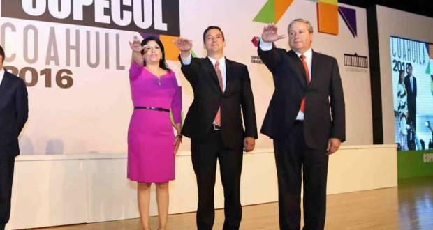 Ramiro Ramos Salinas, rindió protesta como presidente de la Conferencia Permanente de Congresos Locales A.C.