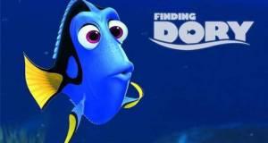 Buscando a Dory, de Disney-Pixar, se instaló en un aplastante primer lugar en la taquilla.