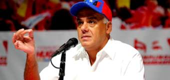 """¡YA EMPEZARON CON SUS CUENTOS! Jorge Rodríguez asegura que la MUD """"infló"""" el número de firmas entregadas al CNE"""