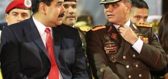 [VIDEO] ¿QUE PASO? La indirecta de Maduro a Padrino López