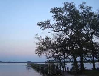 Weeks Bay in Fairhope, AL
