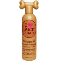 I Love Pet Head Oatmeal Natural Shampoo