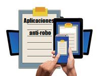 aplicaciones anti.robo para tu móvil