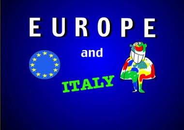 Difference between Europe and Italy