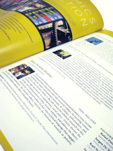 bepress journals catalog