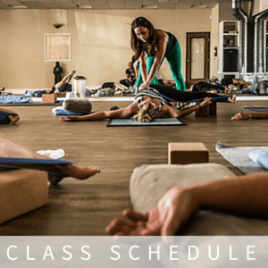 yoga class schedule orange county ca