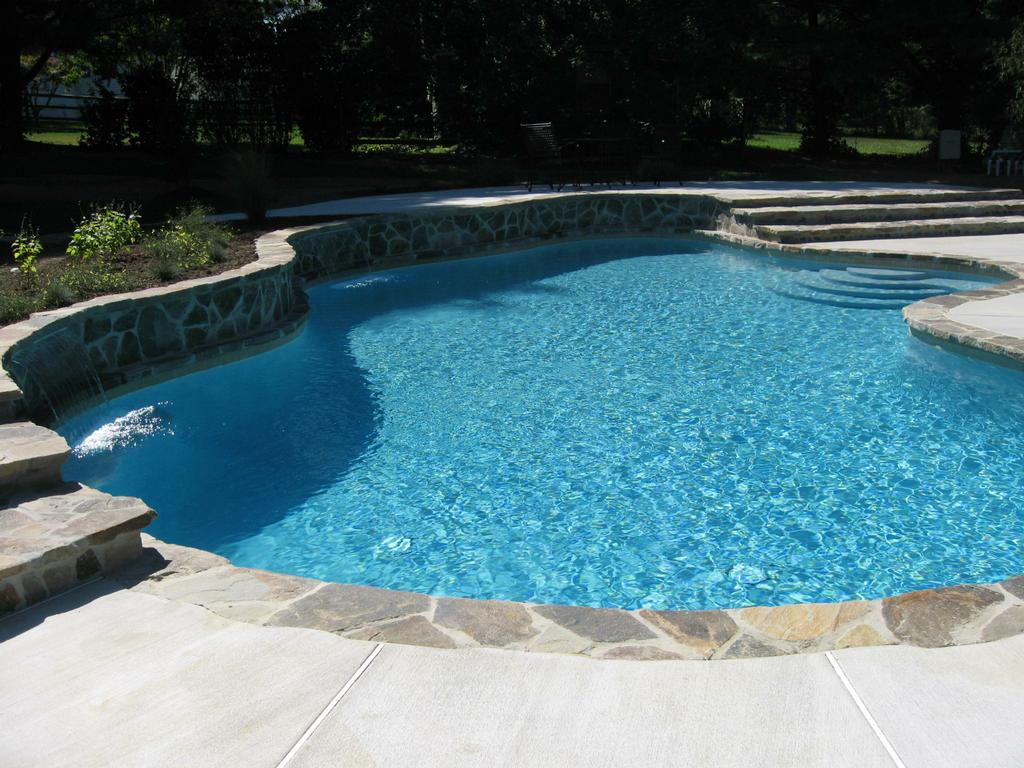 why your inflatable pool is more work than a fiberglass pool