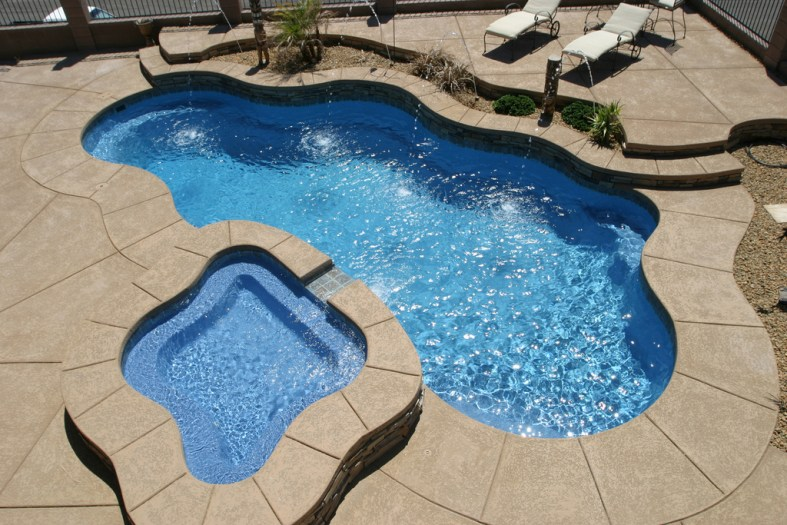 Fiberglass Pools in ONtario
