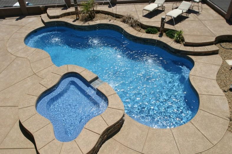 Fiberglass pools archives fiberglass pools inground for Pool design guide