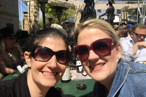 Anisa and Katherine – Two Traveling Texans